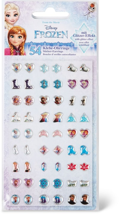Disney Frozen Ohrring Sticker 747431500000 N. figura 1
