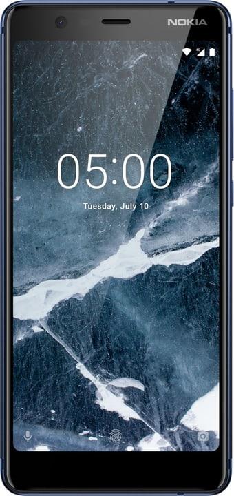 5.1 (2018) Dual SIM 16GB SIM blu Smartphone Nokia 785300136933 N. figura 1