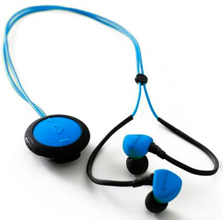 HFBT SPRBLU bleu Casque In-Ear Boompods 785300147705 Photo no. 1
