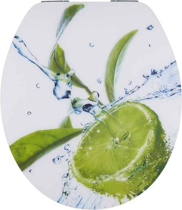 Sedile per WC Lyon Slow-Motion Lime diaqua 675044800000 N. figura 1