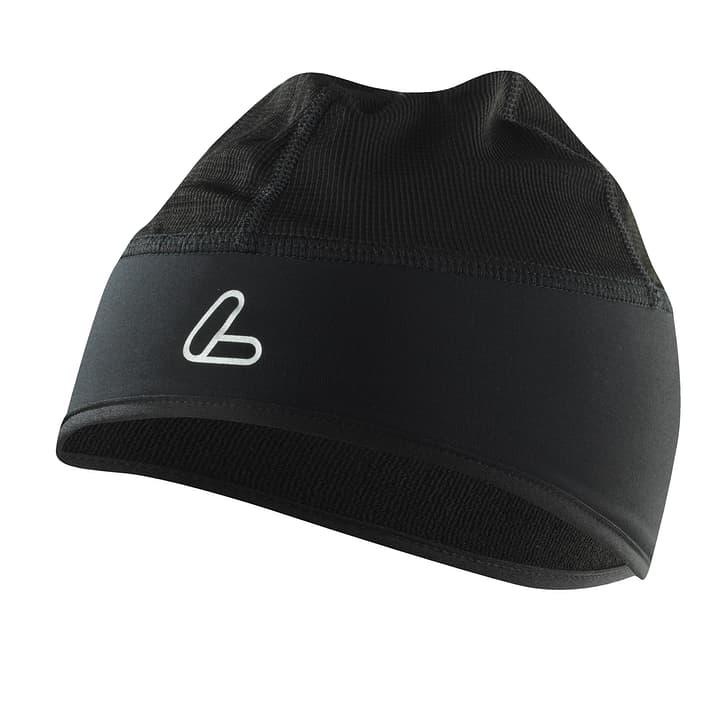 CAP Bonnet unisexe Löffler 463505501520 Couleur noir Taille L/XL Photo no. 1