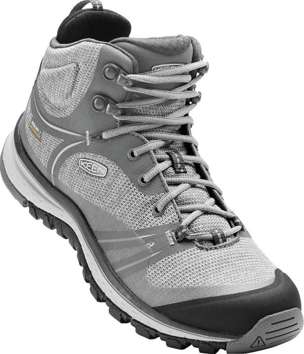 Terradora MID WP Chaussures de trekking pour femme Keen 465502638080 Couleur gris Taille 38 Photo no. 1