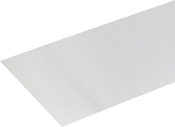 Tôle lisse 0.8 x 250 mm brut 0.5 m alfer 605051100000 Photo no. 1