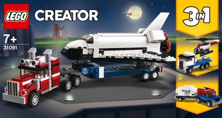LEGO Creator 31091 Le transporteur 748702500000 Photo no. 1
