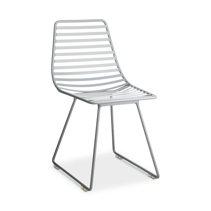 ELIF Chair 370006100083 Dimensioni L: 32.0 cm x A: 58.0 cm Colore Grigio N. figura 1