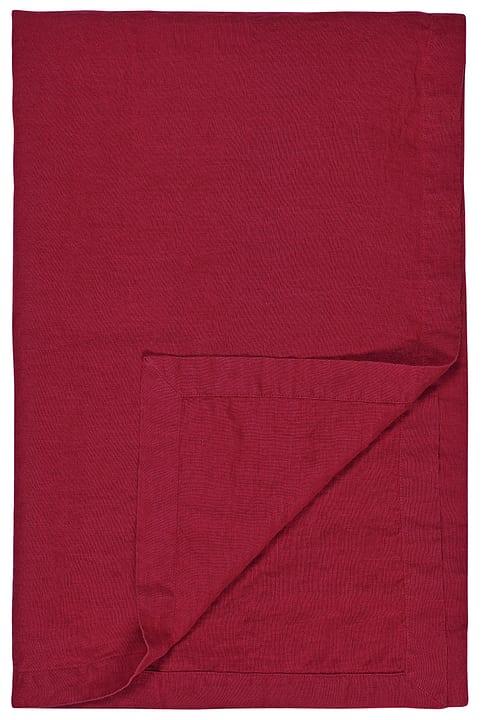 ALISSIA nappe 440264200030 Couleur Rouge Dimensions L: 140.0 cm Photo no. 1