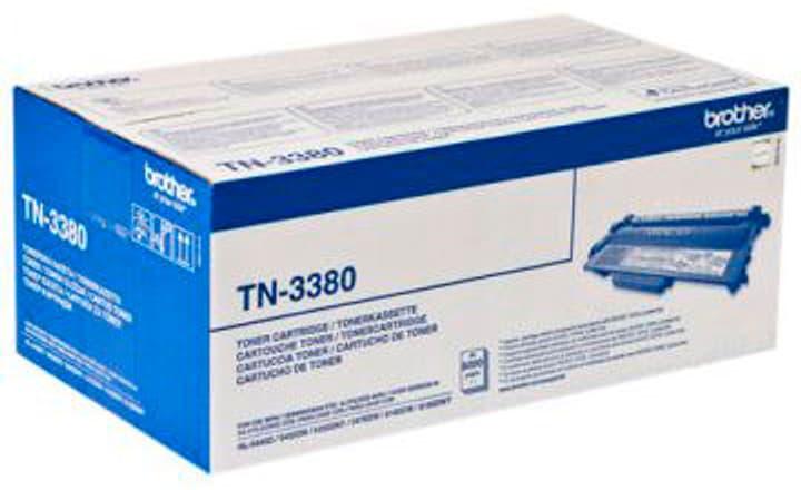 TN-3380 schwarz Toner Brother 798516900000 Bild Nr. 1