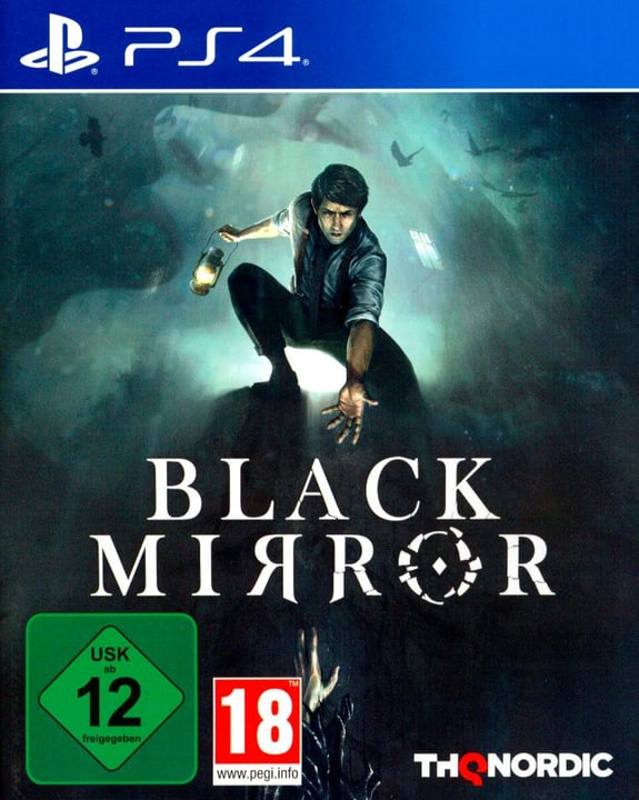 PS4 - Black Mirror Physisch (Box) 785300129944 Bild Nr. 1