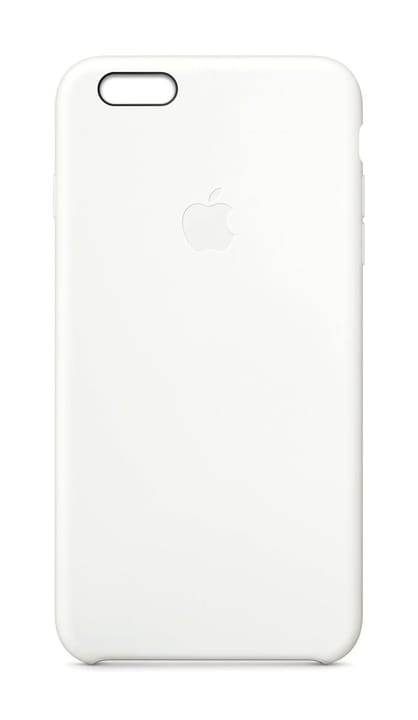 iPhone 6 Plus Silicon Case White Apple 797836400000 Bild Nr. 1