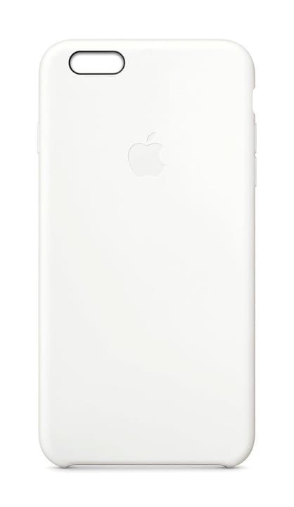 Silicon Case iPhone 6 Plus White Coque Apple 797836400000 Photo no. 1