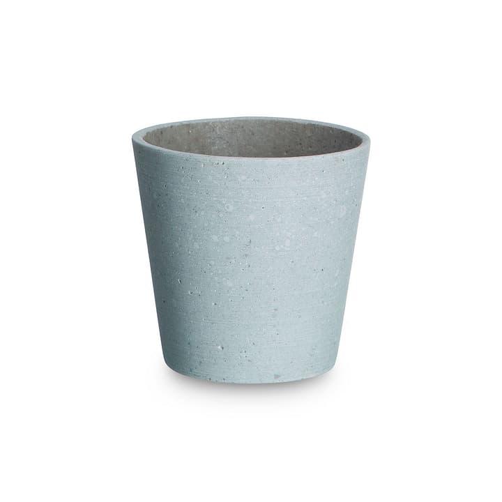 MILENO Cache-pot 382030100000 Dimensions L: 14.0 cm x P: 14.0 cm x H: 13.0 cm Couleur Gris clair Photo no. 1
