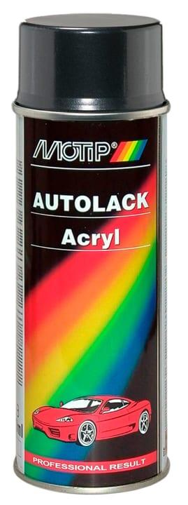 51010 Vernice acrilica nero metallic MOTIP 620719800000 Tipo di colore 51010 N. figura 1