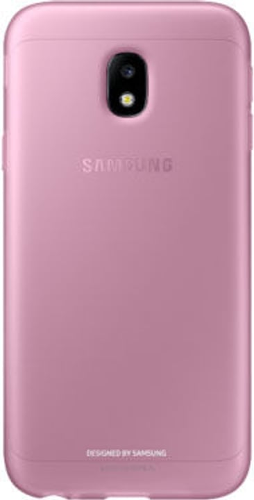 Jelly Cover J3 (2017) pink Cover Samsung 785300129407 N. figura 1
