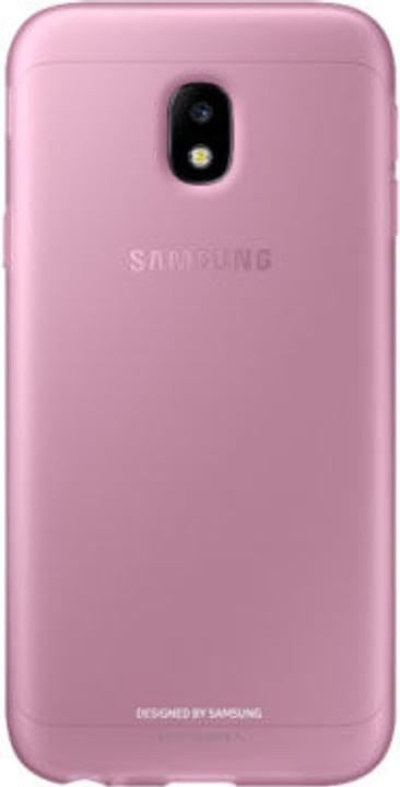 Jelly Cover J3 (2017) pink Guscio duro Samsung 785300129407 N. figura 1