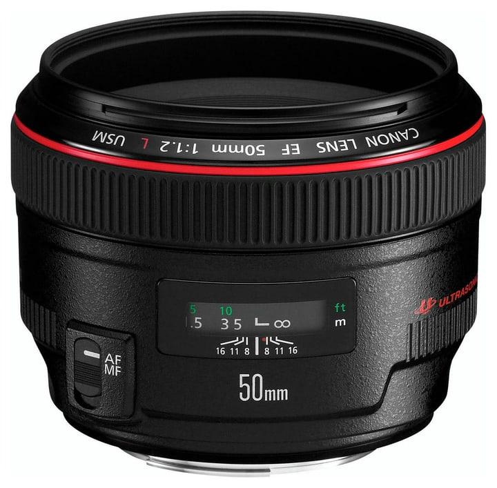 EF 50mm f / 1.2L USM Objectif Canon 785300145933 Photo no. 1