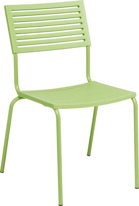 LAMELLO Sedia Schaffner 408010300060 Dimensioni L: 54.0 cm x P: 58.0 cm x A: 87.0 cm Colore Verde N. figura 1