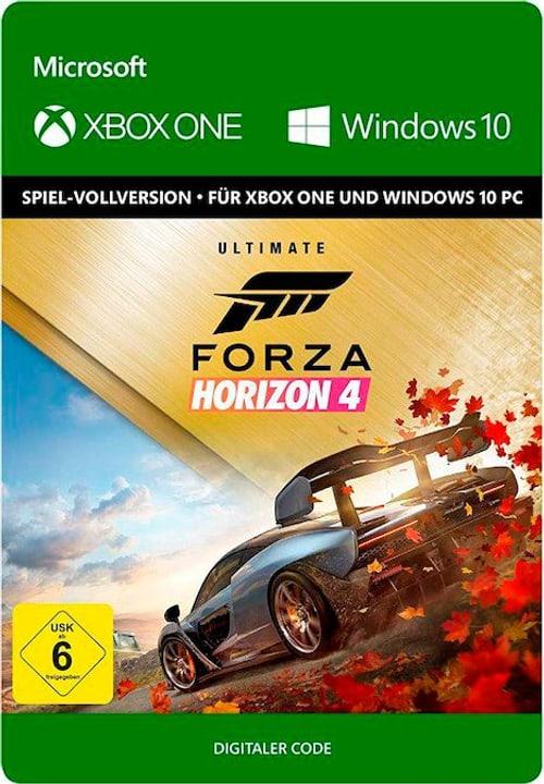 Xbox One - Forza Horizon 4: Ultimate Edition Download (ESD) 785300139366 Photo no. 1
