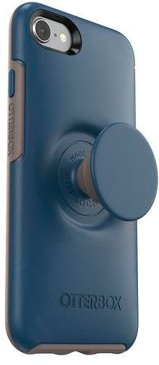 "Hard Cover ""Pop Symmetry blue"" Hülle OtterBox 785300148540 Bild Nr. 1"