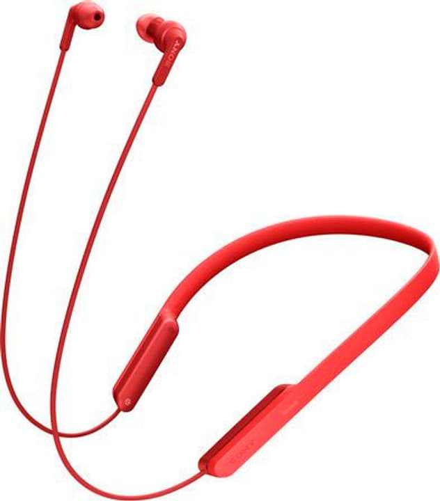 MDR-XB70BT - Rouge Casque In-Ear Sony 785300123603 Photo no. 1