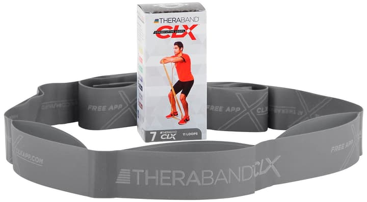Theraband  CLX 7 Theraband Thera-Band 471988999987 Couleur argent Taille one size Photo no. 1