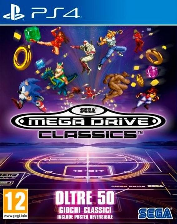 PS4 - SEGA Mega Drive Classics (I) Fisico (Box) 785300134848 N. figura 1