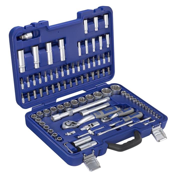 Kit d'outils pour automobile 94 pièces Outillage Miocar 620784300000 Contenu 94 pièces Photo no. 1