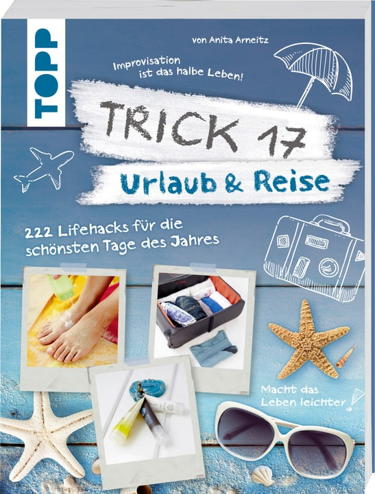 TOPP Trick 17 D Urlaub %Reise Buch Buch 393234700000 Bild Nr. 1