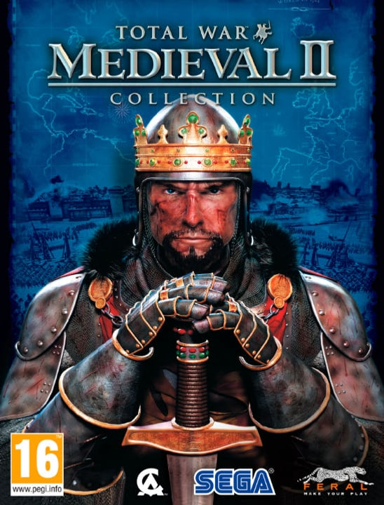 Mac - Medieval II: Total War Collection Download (ESD) 785300134103 Bild Nr. 1