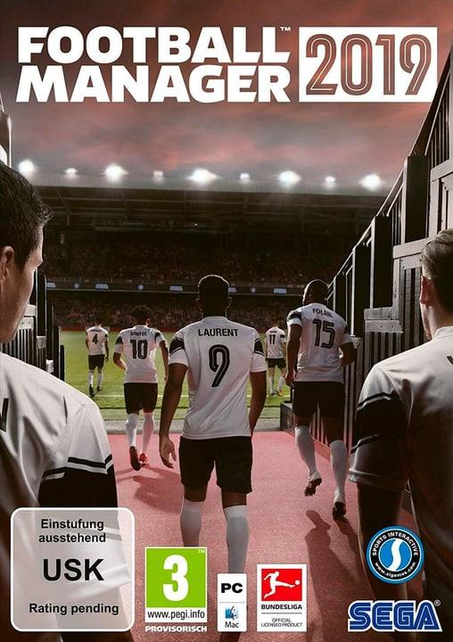 PC - Football Manager 2019 (F) Box 785300138612 Bild Nr. 1