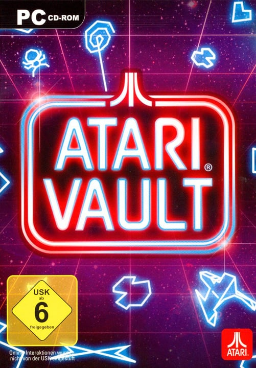 PC - Pyramide: Atari Vault (D) Physique (Box) 785300131299 Photo no. 1
