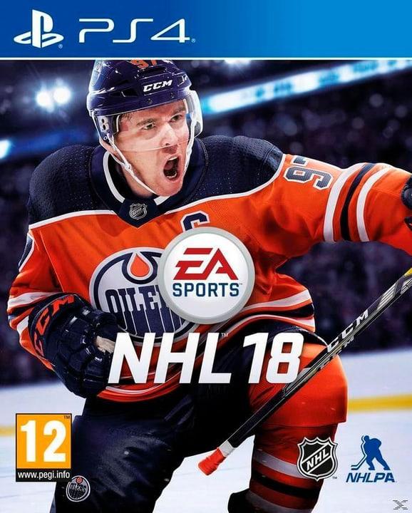 PS4 - NHL 18 Box 785300128669 Photo no. 1