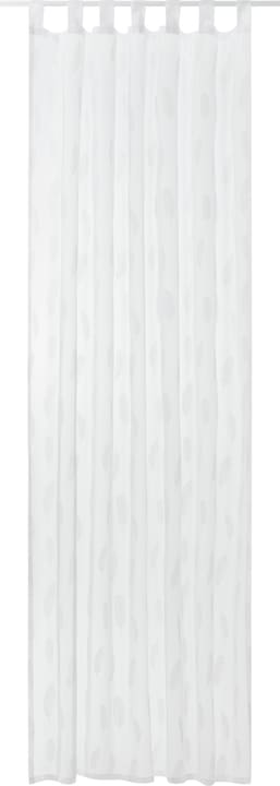 ELENA Doppelpackung Fertigvorhänge 430279920610 Farbe Weiss Grösse B: 140.0 cm x H: 245.0 cm Bild Nr. 1