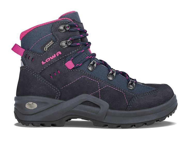 Kody III GTX Mid Chaussures de randonnée pour enfant Lowa 465525038040 Couleur bleu Taille 38 Photo no. 1