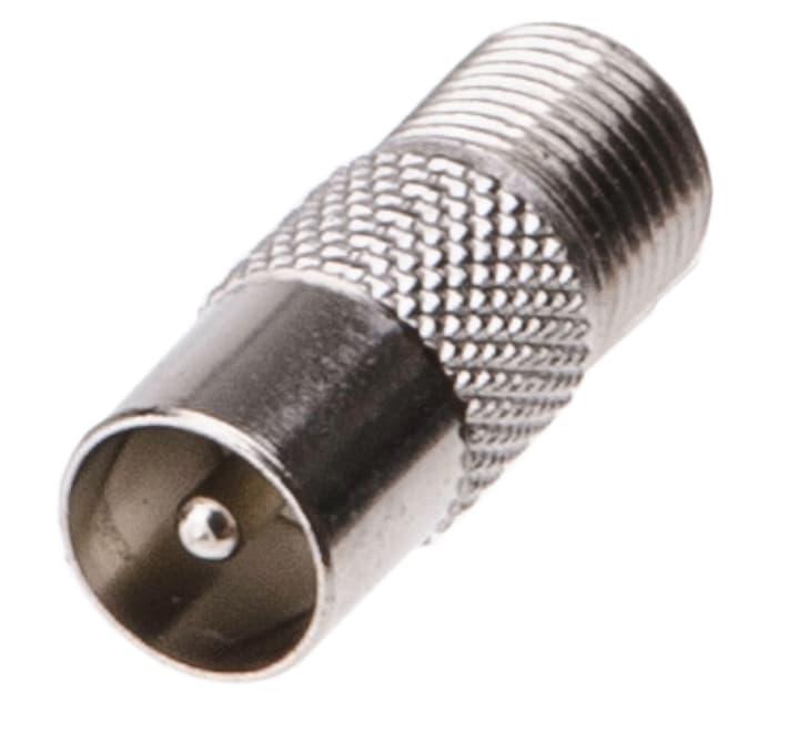 Adaptateur-SAT prise-F/Fiche d'antenne Schwaiger 613127600000 Longueur du câble L:  Photo no. 1