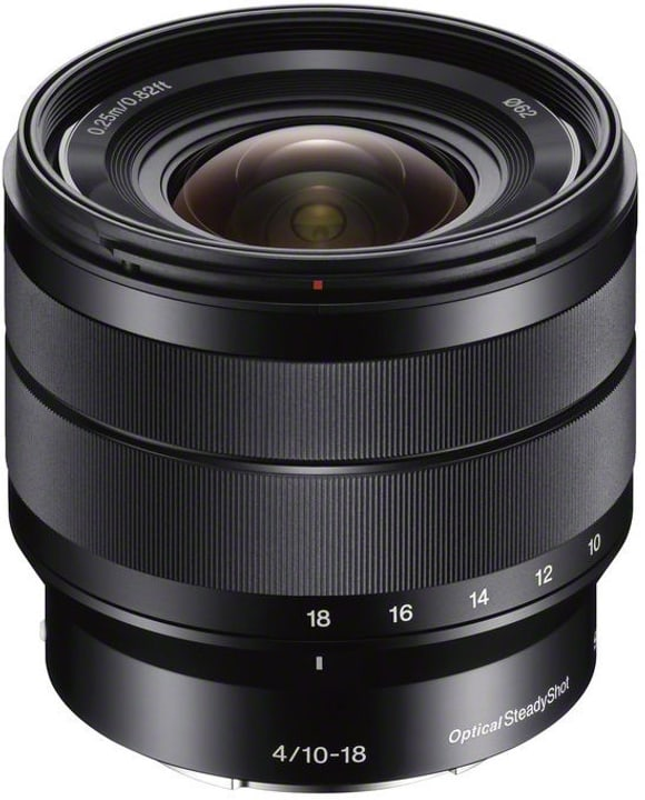 APS-C 10-18mm F/4 OSS Objectif Objectif Sony 793427400000 Photo no. 1