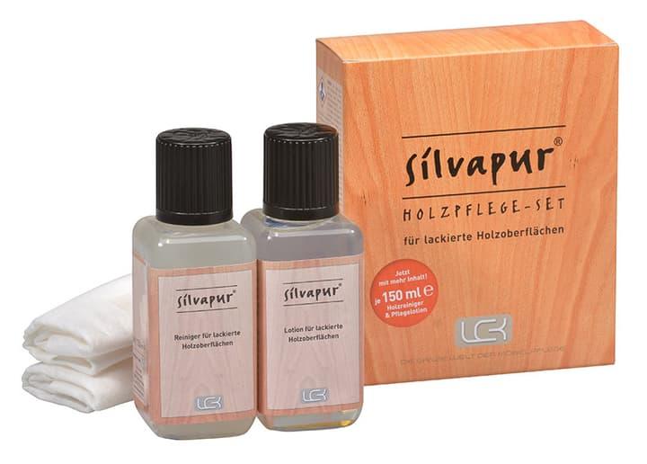 SILVAPUR Holzpflegeset für lackierte Oberflächen 405719000000 N. figura 1