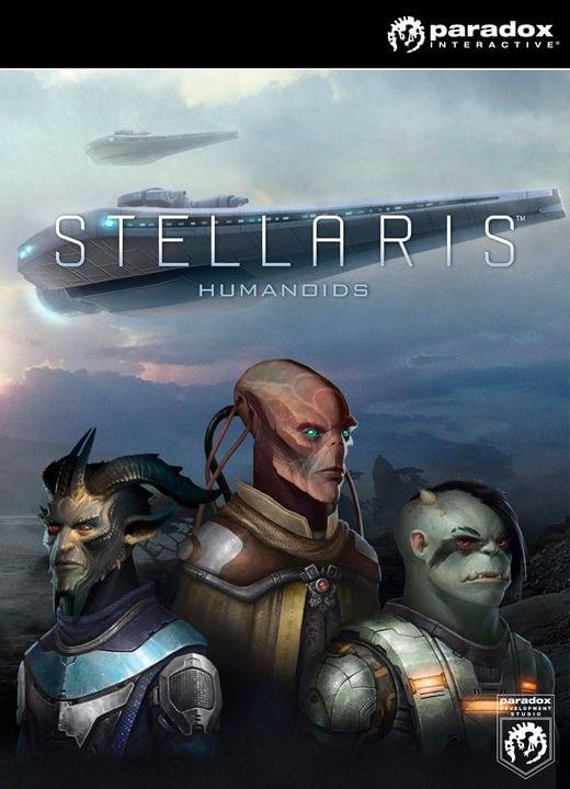 PC/Mac - Stellaris: Humanoids Species Pack Download (ESD) 785300134154 Bild Nr. 1