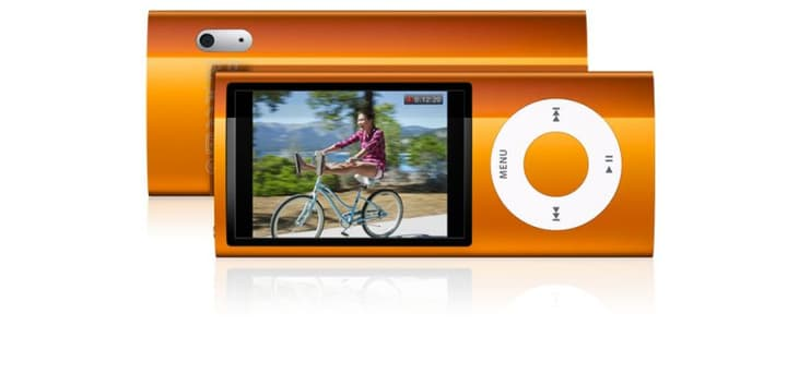 L-APPLE IPOD NANO 16GB ORANGE Apple 77353620000009 Bild Nr. 1