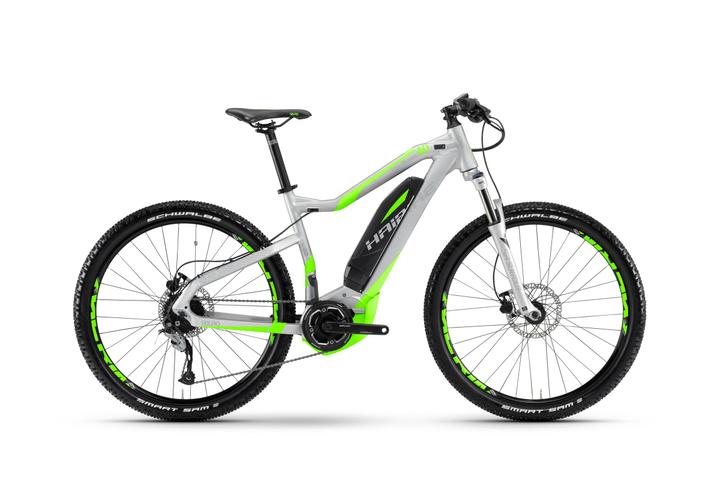 SDURO HardSeven 4.0 E-Mountainbike Haibike 463312905087 Farbe silberfarben Rahmengrösse 50 Bild Nr. 1