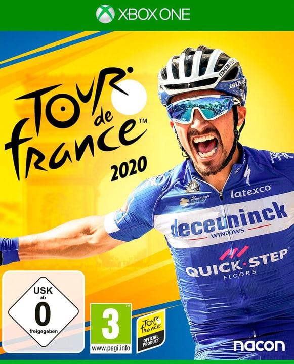 Tour de France 2020 XONE Box 785300151882 Photo no. 1