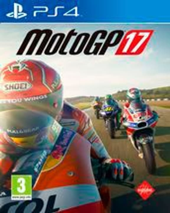 PS4 - MotoGP 17 - DFI Box 785300122206 Photo no. 1