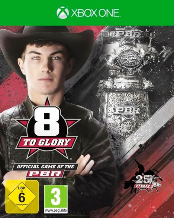 Xbox One - 8 to Glory D Box 785300139979 N. figura 1