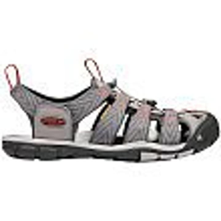 Clearwater CNX Sandales de trekking pour homme Keen 493444347080 Couleur gris Taille 47 Photo no. 1