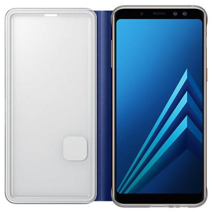 Book-Cover Galaxy A8 (2018) blu 9000030609 No. figura 1