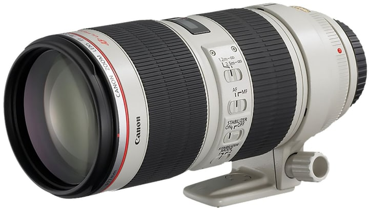 EF 70-200mm f/2.8L IS II USM Objectif Canon 793375000000 Photo no. 1