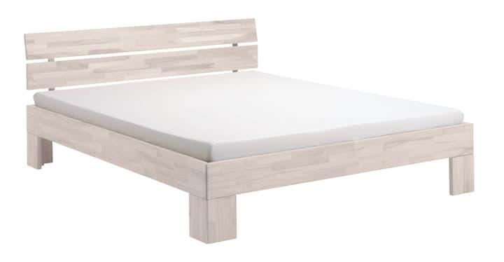 WOODLINE Bett HASENA 403281800000 Farbe Buche weiss Grösse B: 160.0 cm x T: 200.0 cm Bild Nr. 1