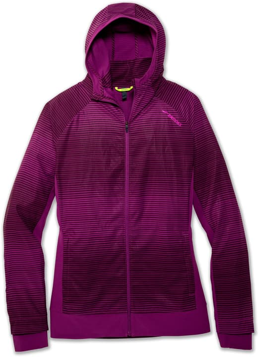 Canopy Jacket Veste pour femme Brooks 470172500545 Couleur violet Taille L Photo no. 1