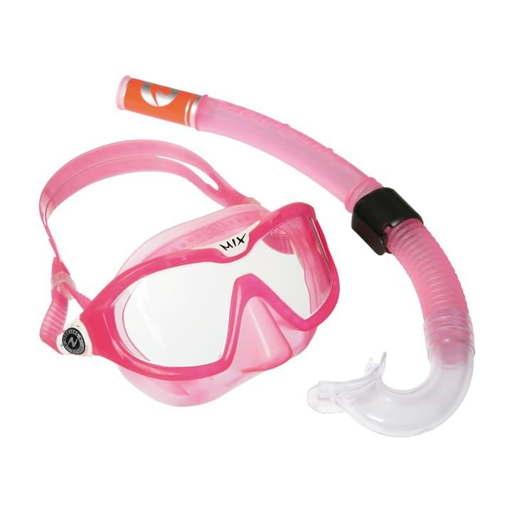 Image of Aqua Lung Sport Combo Mix Kinder-Schnorchel Set pink