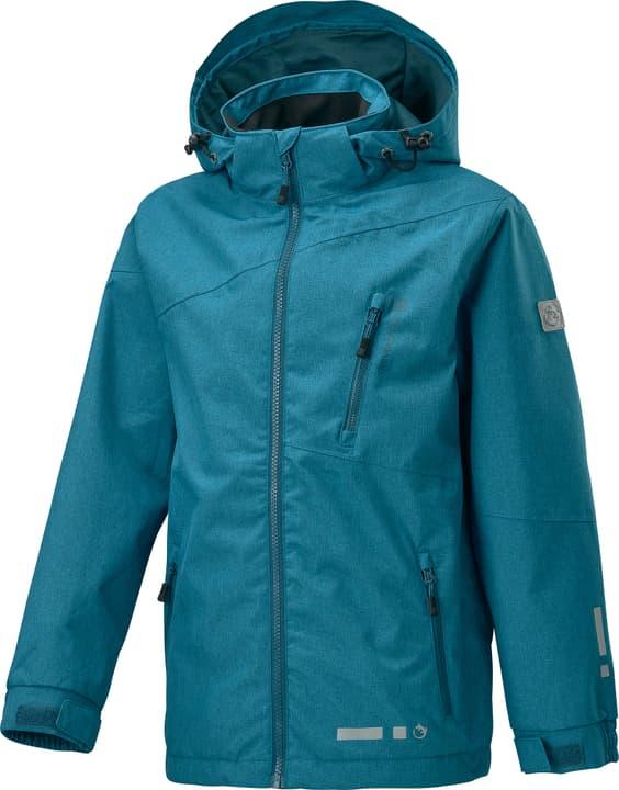 Veste de trekking pour garçon Trevolution 464560412242 Couleur bleu azur Taille 122 Photo no. 1