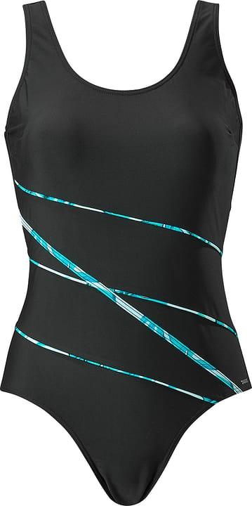 Damen-Badeanzug Extend 462198404020 Farbe schwarz Grösse 40 Bild-Nr. 1